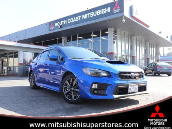 2018 Subaru WRX in Costa Mesa, CA