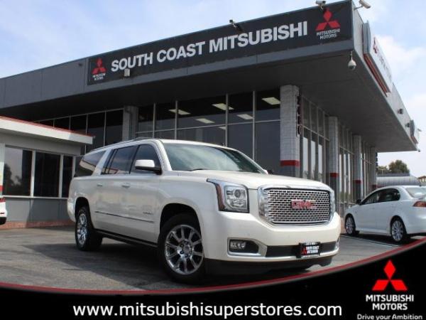 Gmc Costa Mesa >> 2015 Gmc Yukon Xl Denali 4wd For Sale In Costa Mesa Ca Truecar