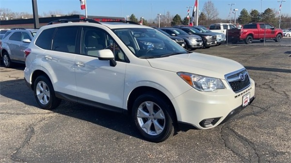 2016 Subaru Forester in Akron, OH
