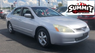 Used 2004 Honda Accord EX Sedan Manual For Sale In Akron, OH