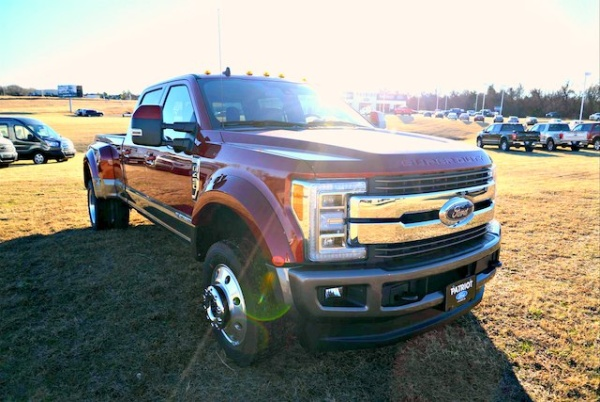 2019 Ford F-450 King Ranch