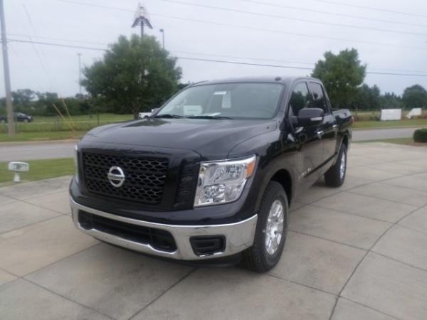 2019 Nissan Titan in Auburn, AL