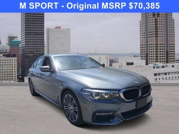 2018 BMW 5 Series in Decatur, GA