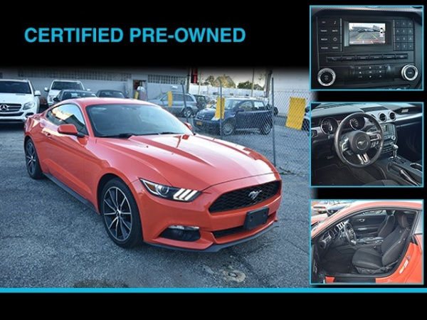 2016 Ford Mustang in Hempstead, NY
