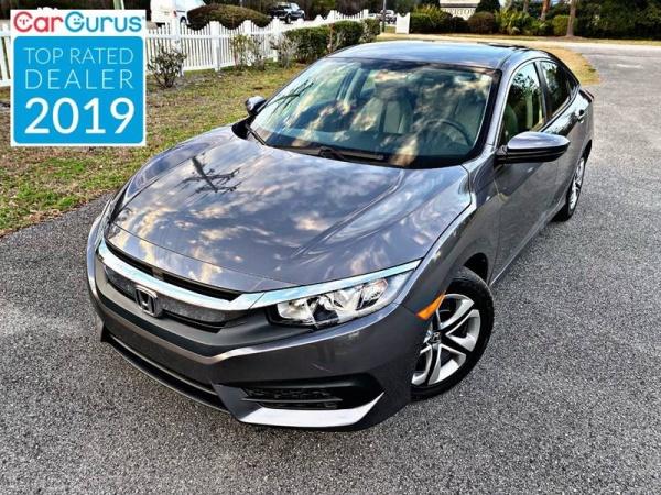 2016 Honda Civic in Conway, SC