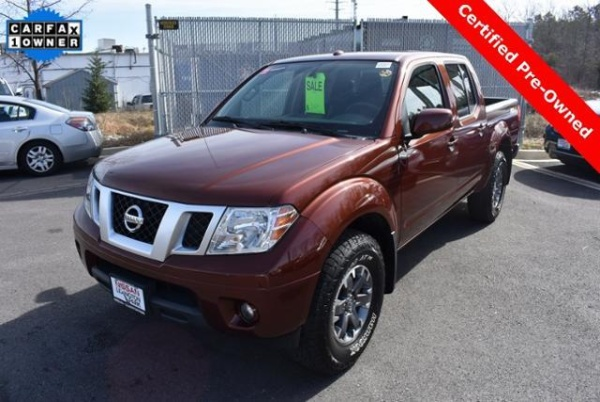 2016 Nissan Frontier in California, MD