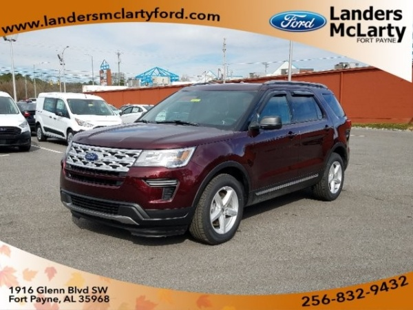 2019 Ford Explorer in Ft Payne, AL