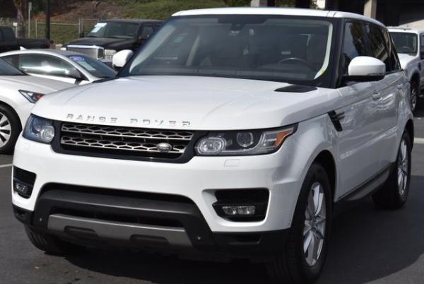 2015 Land Rover Range Rover Sport in Ventura, CA
