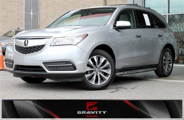 2015 Acura MDX in Roswell, GA