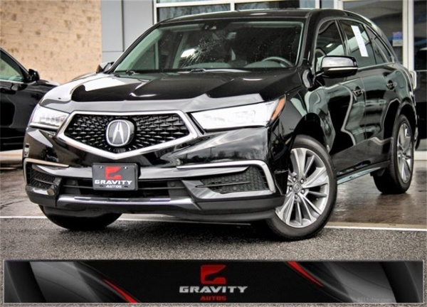 2017 Acura MDX in Roswell, GA