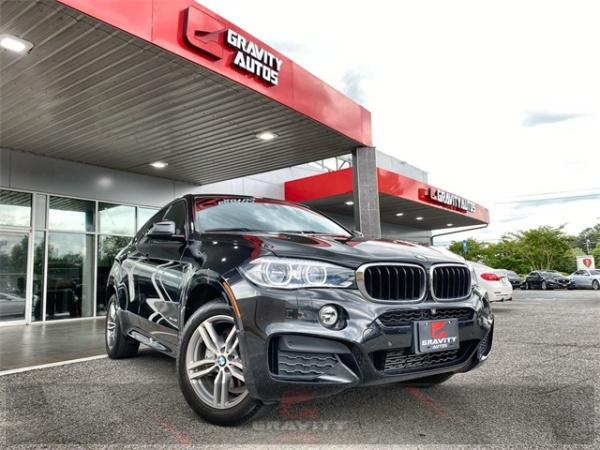2016 BMW X6 in Roswell, GA