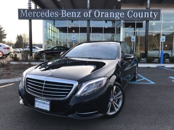 2017 Mercedes-Benz S