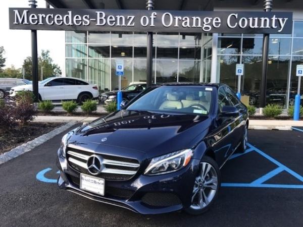 2018 Mercedes Benz C Cl In Harriman Ny