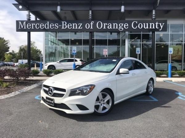 2016 Mercedes-Benz CLA in Harriman, NY