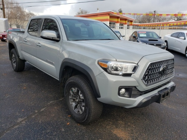 used toyota tacoma for sale in colorado springs co u s news world report. Black Bedroom Furniture Sets. Home Design Ideas