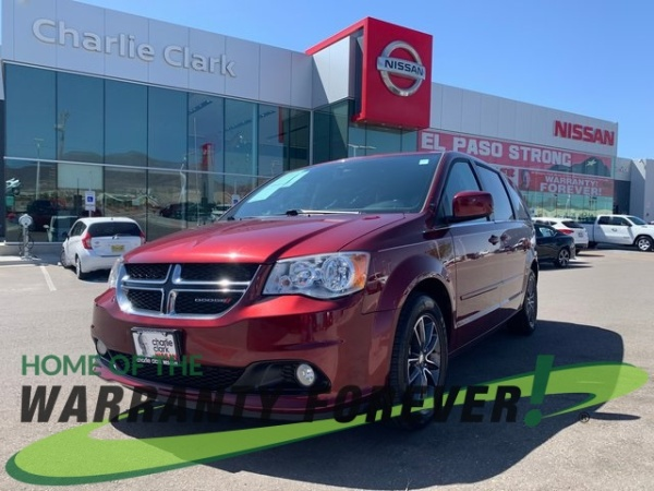 2017 Dodge Grand Caravan in El Paso, TX