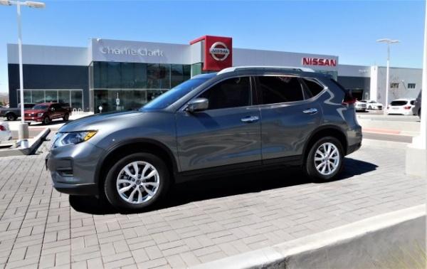 2020 Nissan Rogue in El Paso, TX