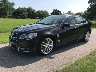 Used 2014 Chevrolet SS SS For Sale In Stafford, TX