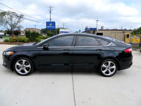 2014 Ford Fusion in Greensboro, NC