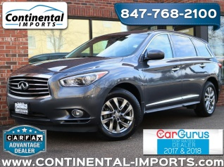 2017 Infiniti Jx35 Awd For In Des Plaines Il