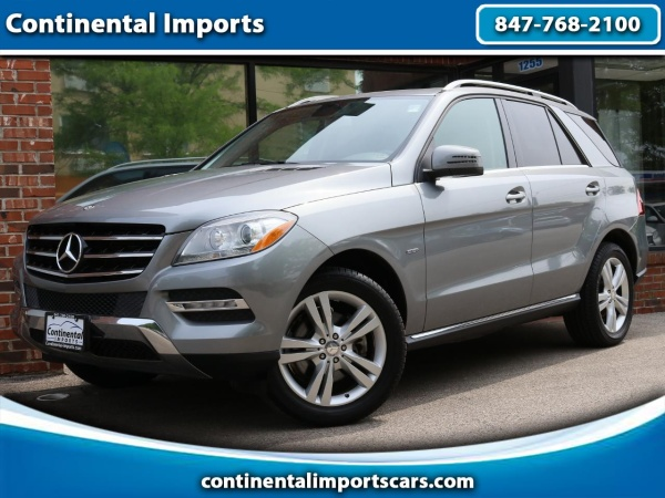 2012 Mercedes-Benz M-Class in Des Plaines, IL