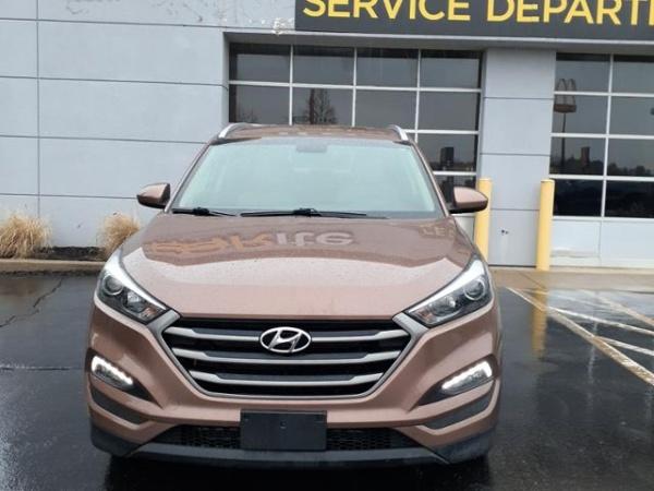 2016 Hyundai Tucson in Kalamazoo, MI