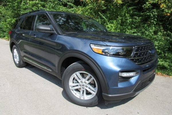 2020 Ford Explorer in Indianapolis, IN
