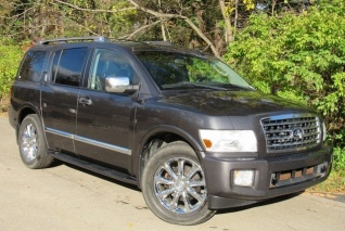 2008 Infiniti Qx56 4wd For In Indianapolis