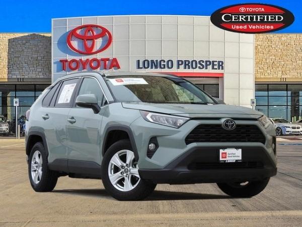 2019 Toyota RAV4 in Prosper, TX