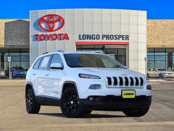 2017 Jeep Cherokee in Prosper, TX