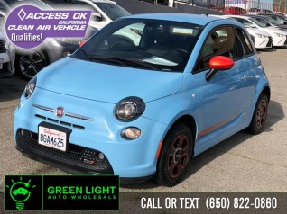 2016 Fiat 500 500e Hatch For In Daly City Ca