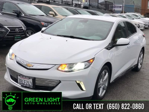 2016 Chevrolet Volt In Daly City Ca