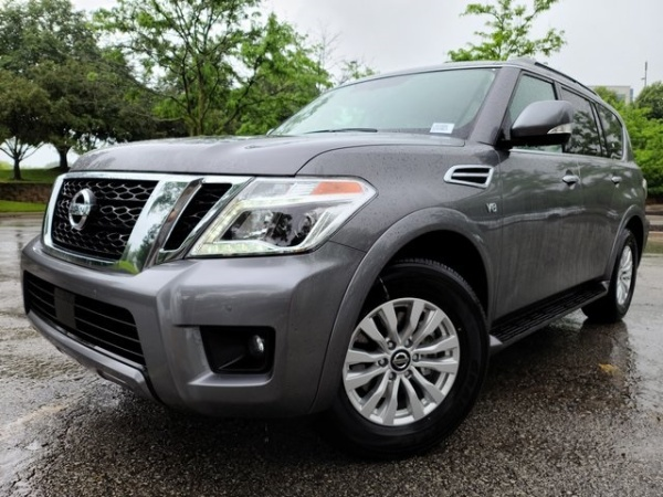 2020 Nissan Armada in Kansas City, MO