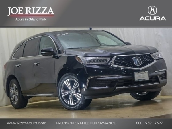 Acura Orland Park >> 2019 Acura Mdx Fwd For Sale In Orland Park Il Truecar