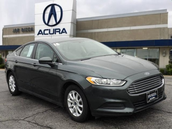 2016 Ford Fusion in Orland Park, IL