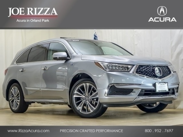 Acura Orland Park >> 2019 Acura Mdx Sport Hybrid With Technology Package Sh Awd