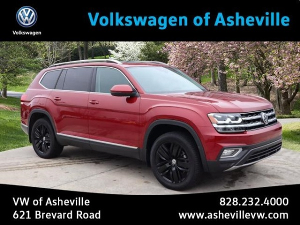 2019 Volkswagen Atlas in Asheville, NC