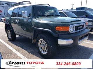 Used 2012 Toyota FJ Cruiser 4WD Automatic For Sale In Auburn, AL