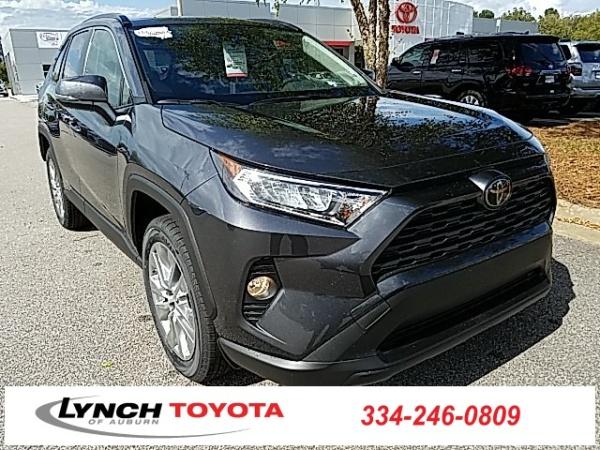 Lynch Toyota Auburn >> 2019 Toyota Rav4 Xle Premium For Sale In Auburn Al Truecar