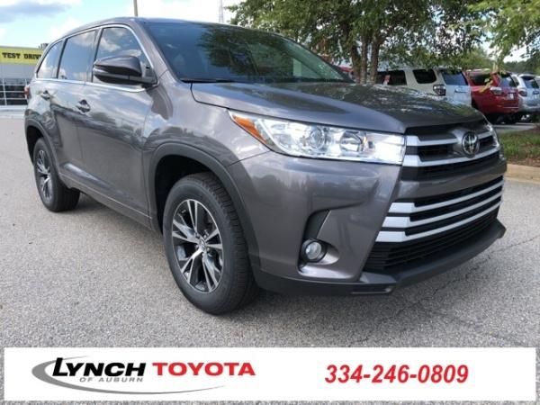New Toyota Highlander For Sale In Auburn Al U S News