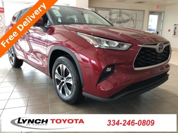 2020 Toyota Highlander in Auburn, AL