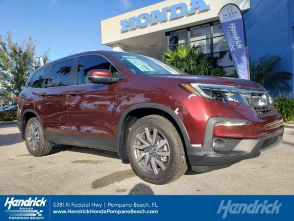 2020 Honda Pilot in Pompano Beach, FL