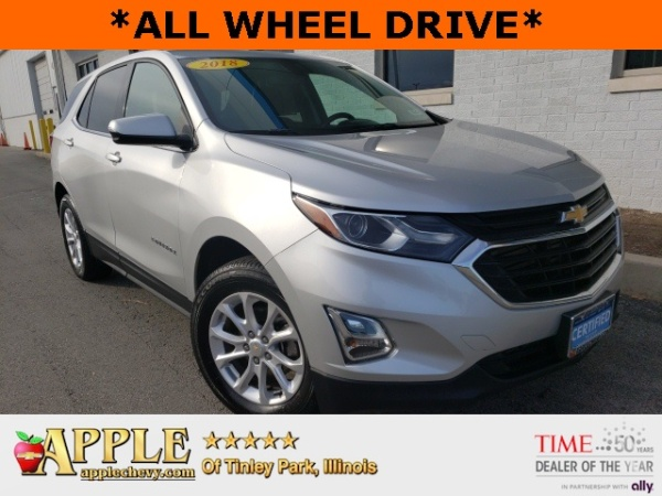 2018 Chevrolet Equinox in Tinley Park, IL