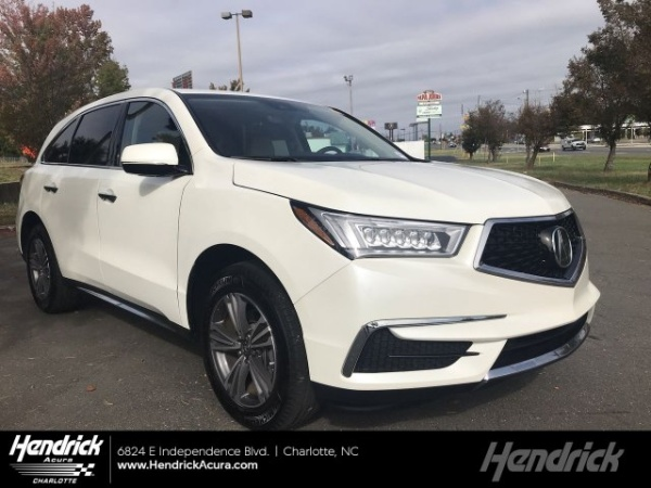 2019 Acura MDX in Charlotte, NC