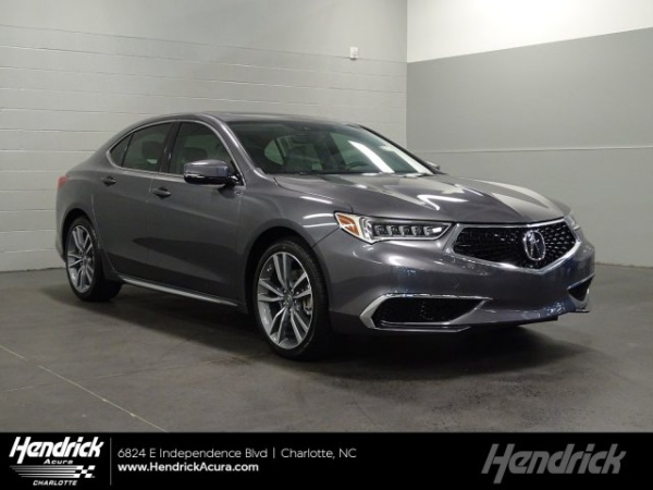 2020 Acura TLX in Charlotte, NC