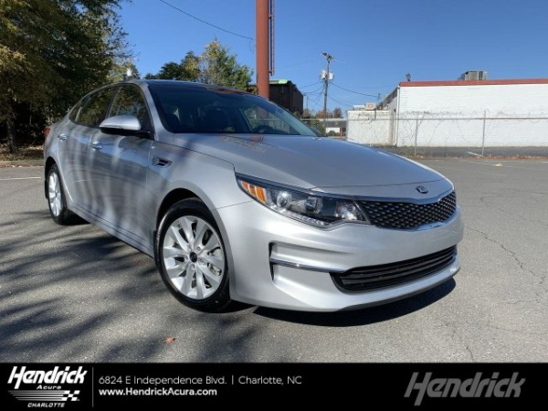 2018 Kia Optima in Charlotte, NC