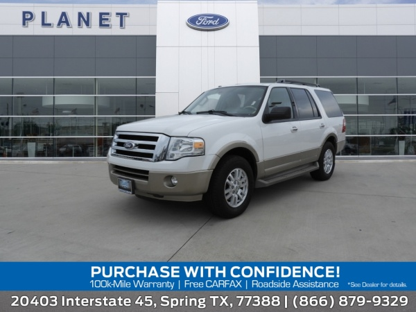 2014 Ford Expedition in Spring, TX