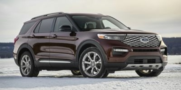 2020 Ford Explorer in Spring, TX