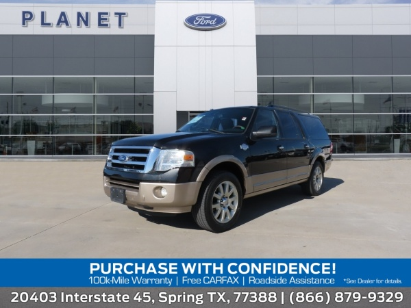 2011 Ford Expedition in Spring, TX