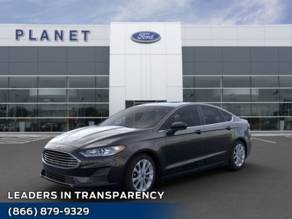 2020 Ford Fusion in Spring, TX